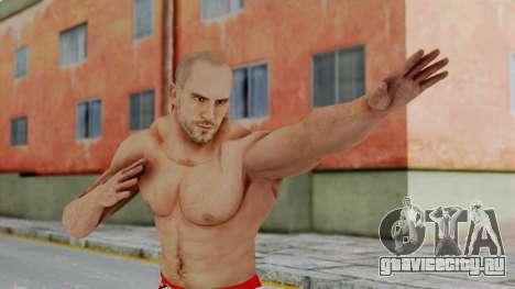 Ant Cesaro для GTA San Andreas