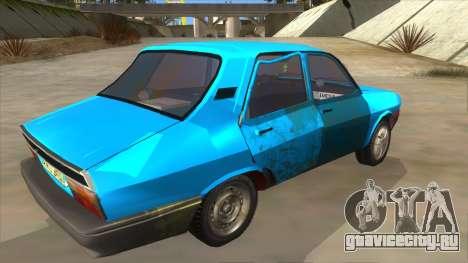 Dacia 1310 Rusty для GTA San Andreas вид справа