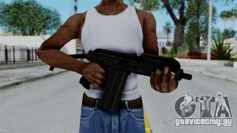 9A-91 Ironsight для GTA San Andreas