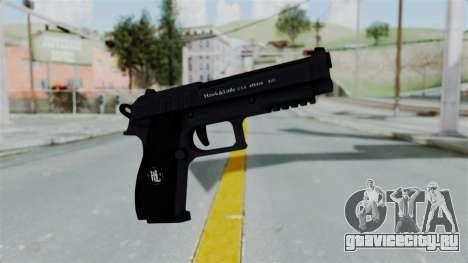 GTA 5 Pistol для GTA San Andreas