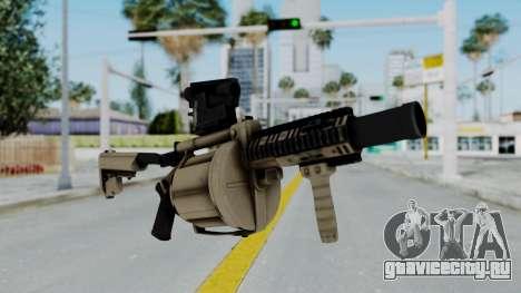 Arma OA Grenade Launcher для GTA San Andreas