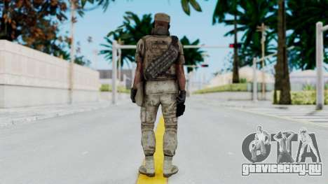 Crysis 2 US Soldier 5 Bodygroup B для GTA San Andreas третий скриншот