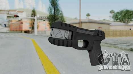 GTA 5 Stun Gun - Misterix 4 Weapons для GTA San Andreas второй скриншот