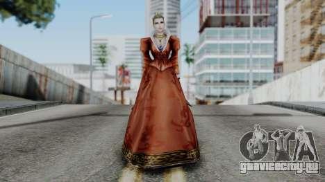 Girl Skin 5 для GTA San Andreas второй скриншот