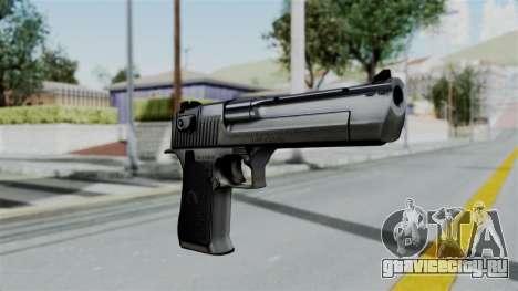 GTA 5 Desert Eagle для GTA San Andreas второй скриншот