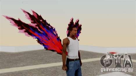 Ayatos Kagune для GTA San Andreas второй скриншот