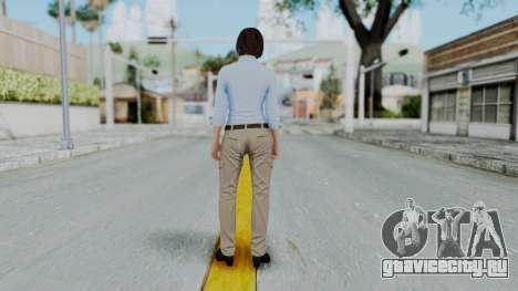GTA 5 Karen Daniels Civil для GTA San Andreas третий скриншот