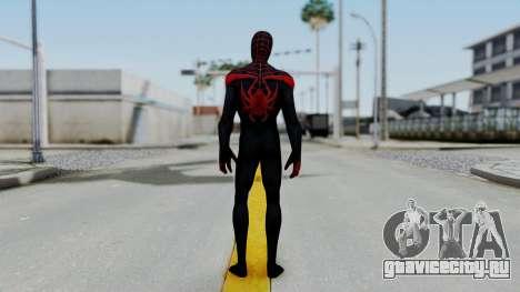 Marvel Future Fight Spider Man Miles v1 для GTA San Andreas третий скриншот