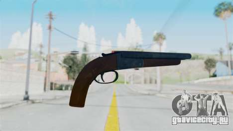 Double Barrel Shotgun from Lowriders CC для GTA San Andreas второй скриншот