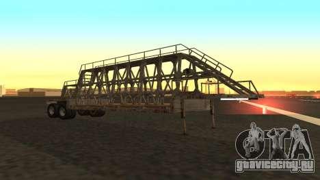 Прицеп для перевозки панелей для GTA San Andreas