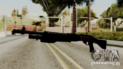 New Shotgun для GTA San Andreas второй скриншот