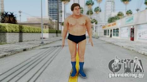 Andre Giga для GTA San Andreas второй скриншот