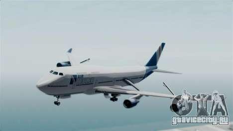 GTA 5 Jumbo Jet v1.0 Air Herler для GTA San Andreas