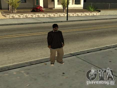 ballas3 [straight outta Compton] для GTA San Andreas