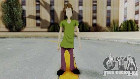 Scooby Doo Salcisha-Shaggy для GTA San Andreas второй скриншот