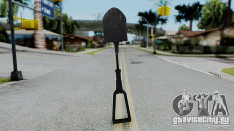 No More Room in Hell - Entrenchment Tool для GTA San Andreas