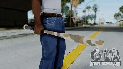 GTA 5 Baseball Bat 5 для GTA San Andreas третий скриншот