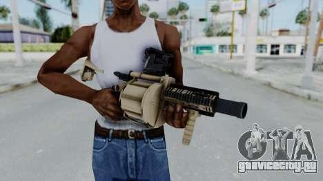 Arma OA Grenade Launcher для GTA San Andreas третий скриншот