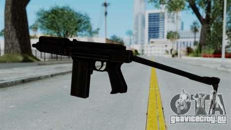 9A-91 Ironsight для GTA San Andreas третий скриншот