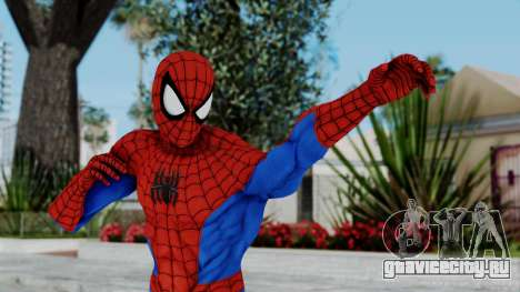 Amazing Spider-Man Comic Version для GTA San Andreas