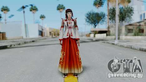Sengoku Musou 3 - Okuni для GTA San Andreas второй скриншот