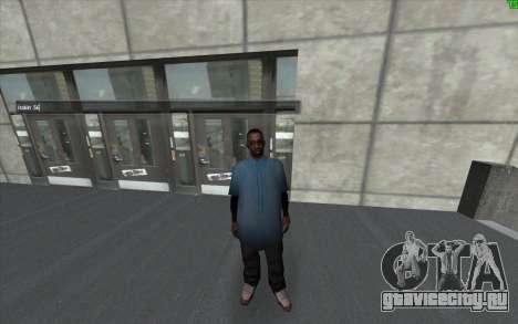Визуальное изменение скина для GTA San Andreas второй скриншот