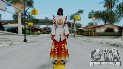 Sengoku Musou 3 - Okuni для GTA San Andreas третий скриншот