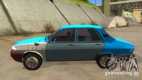 Dacia 1310 Rusty для GTA San Andreas вид слева