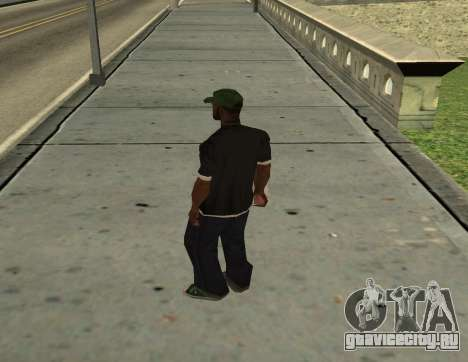 Sweet REINCARNATED для GTA San Andreas второй скриншот