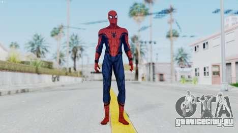Civil War Spider-Man для GTA San Andreas второй скриншот