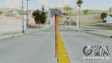 GTA 5 Hatchet - Misterix 4 Weapons для GTA San Andreas