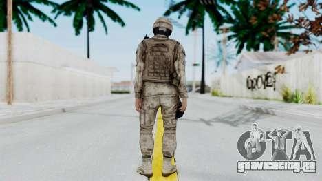 Crysis 2 US Soldier 7 Bodygroup A для GTA San Andreas третий скриншот