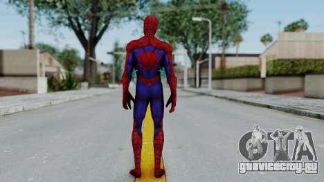 Marvel Future Fight Spider Man All New v1 для GTA San Andreas третий скриншот