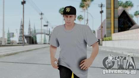 Skin from Lowriders DLC from GTA 5 Online для GTA San Andreas