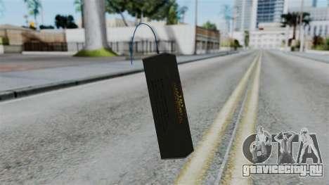 No More Room in Hell - TNT для GTA San Andreas