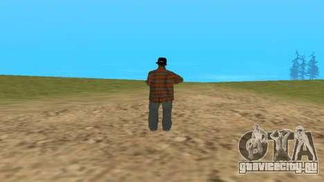 Skin FAM3 для GTA San Andreas второй скриншот