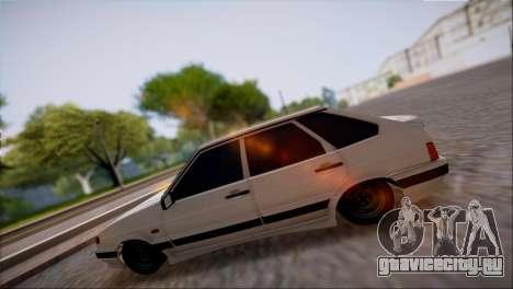 VAZ Lada 2114 для GTA San Andreas вид слева