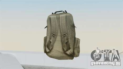 Arma 2 Coyote Backpack для GTA San Andreas второй скриншот