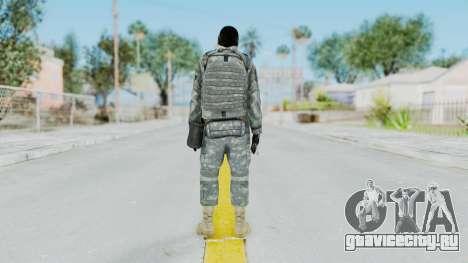 Acu Soldier 6 для GTA San Andreas третий скриншот
