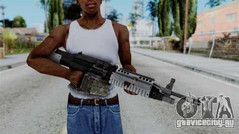 GTA 5 Combat MG - Misterix 4 Weapons для GTA San Andreas третий скриншот