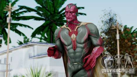 Marvel Future Fight - Vision (AOU) для GTA San Andreas