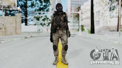 Crysis 2 US Soldier 8 Bodygroup B для GTA San Andreas второй скриншот