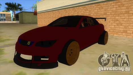 GTA V Sentinel RS MKII для GTA San Andreas