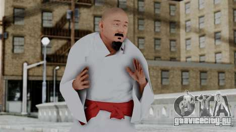 WWE Mr Fuji для GTA San Andreas