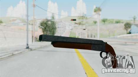 Double Barrel Shotgun from Lowriders CC для GTA San Andreas