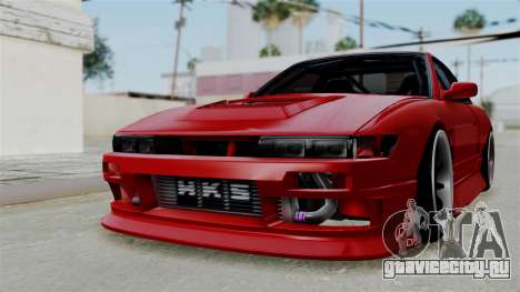 Nissan Silvia S13 Drift для GTA San Andreas