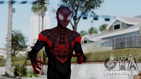 Marvel Future Fight Spider Man Miles v1 для GTA San Andreas
