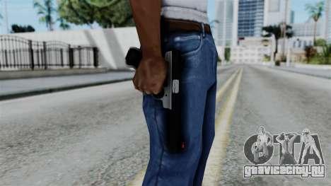 No More Room in Hell - Ruger Mark III для GTA San Andreas третий скриншот