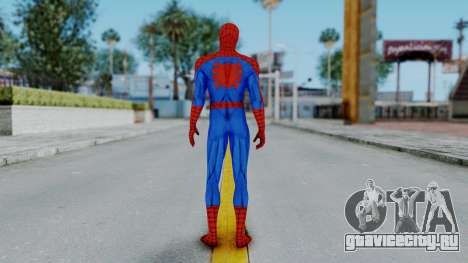 Amazing Spider-Man Comic Version для GTA San Andreas третий скриншот