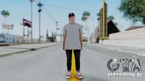 Skin from Lowriders DLC from GTA 5 Online для GTA San Andreas второй скриншот